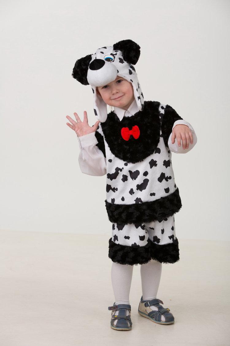 Детский костюм далматинца своими руками